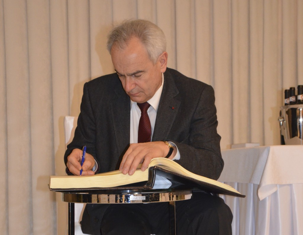 Jean-Marie Aurand, Director General of the OIV2